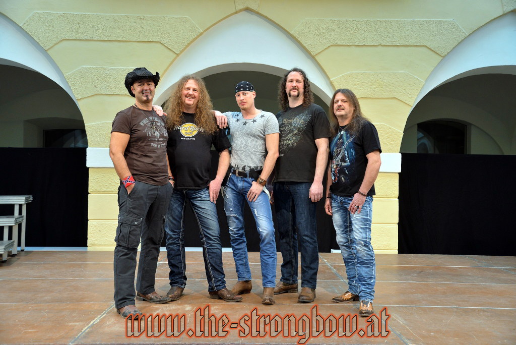 The Coverband Strongbow 2015 - Fotoshoot - 0002