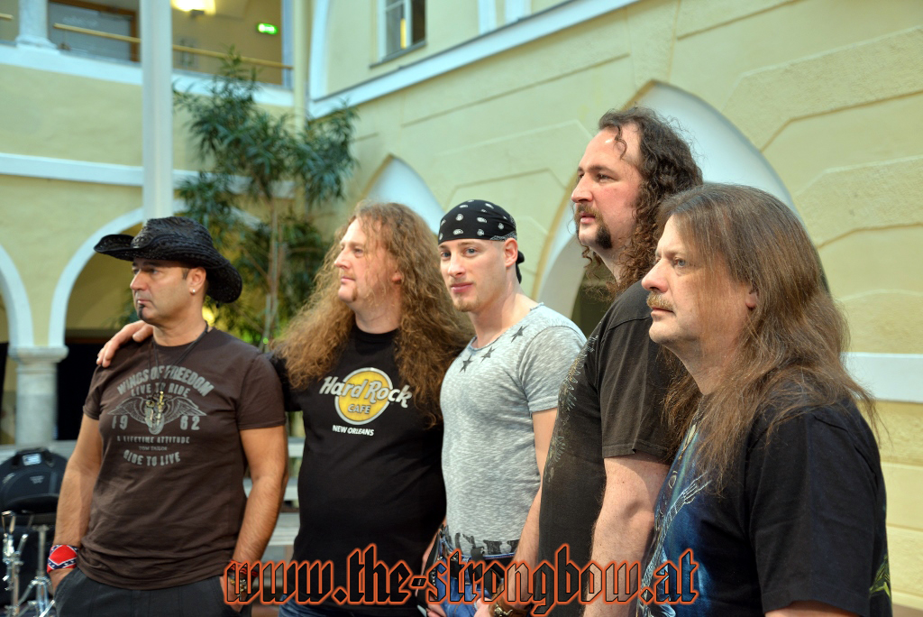 The Coverband Strongbow 2015 - Fotoshoot - 0003