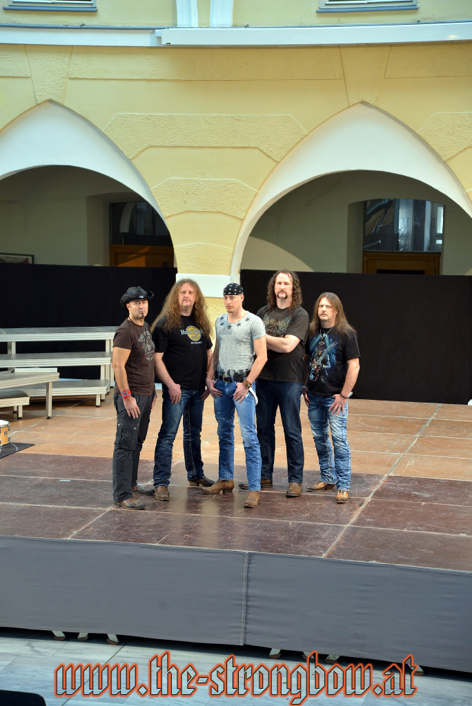 The Coverband Strongbow 2015 - Fotoshoot - 0004