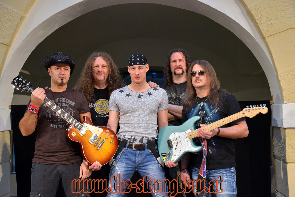 The Coverband Strongbow 2015 - Fotoshoot - 0014