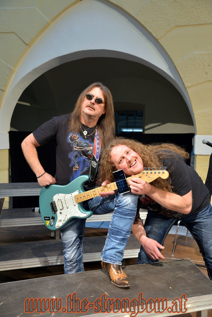 The Coverband Strongbow 2015 - Fotoshoot - 0029