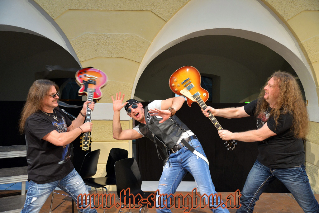 The Coverband Strongbow 2015 - Fotoshoot - 0034