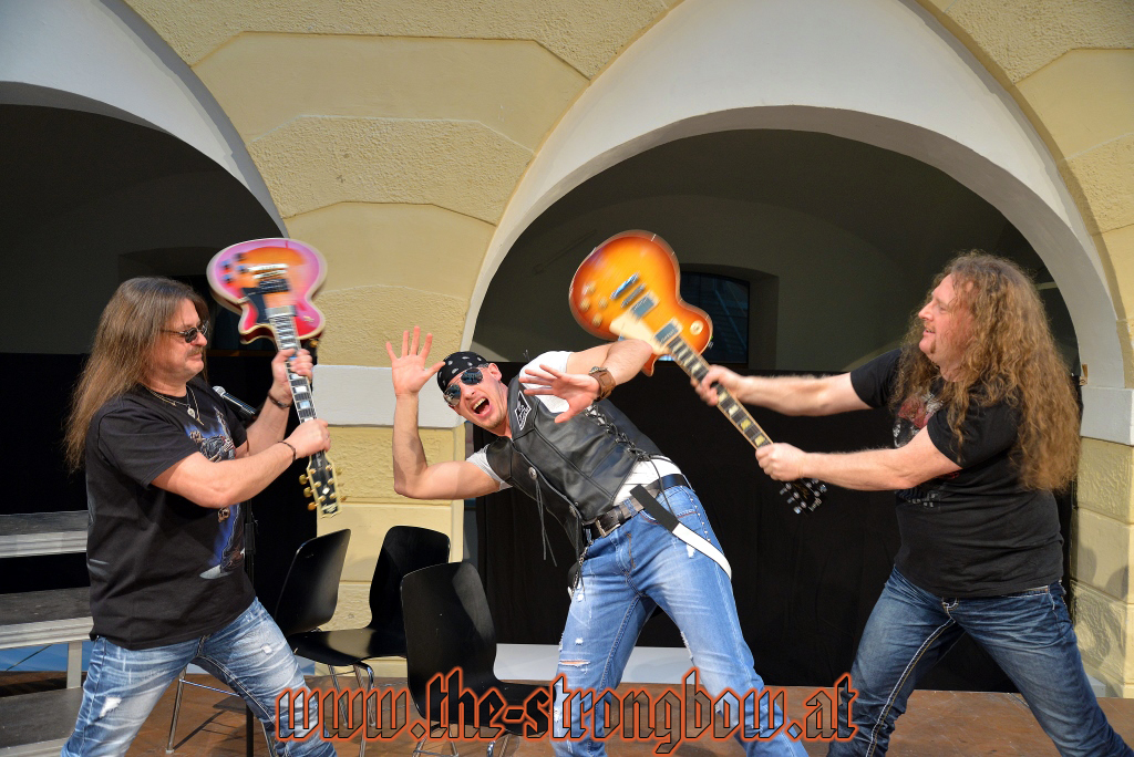 The Coverband Strongbow 2015 - Fotoshoot - 0035