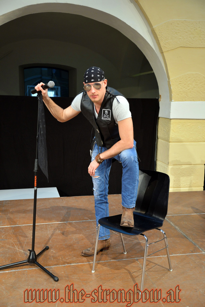 The Coverband Strongbow 2015 - Fotoshoot - 0037