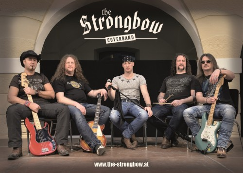 The Coverband Strongbow- 2015