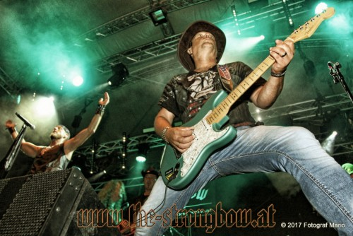 The Coverband Strongbow - Willi