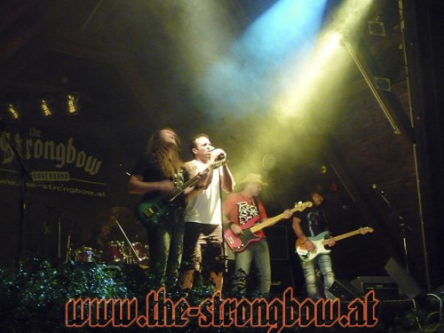 The Coverband Strongbow - Rock am Camp 3