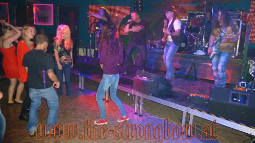 Coverband Strongbow