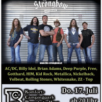 The Coverband Strongbow - Rock am Camp 1