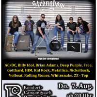 The Coverband Strongbow - Rock am Camp 2