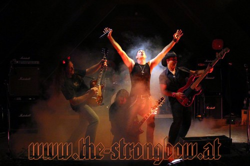 Rock am Camp 2 - 2015 - The Coverband Strongbow