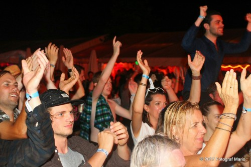 Seefest Mondsee 2017 - The Coverband Strongbow Live