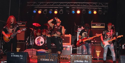 The Coverband Strongbow Camping Arneitz Harley Davidson Treffen