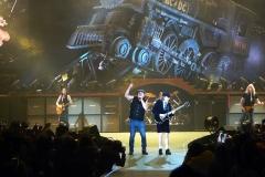 AC/DC - Konzertbesuch in München - 27.03.2009