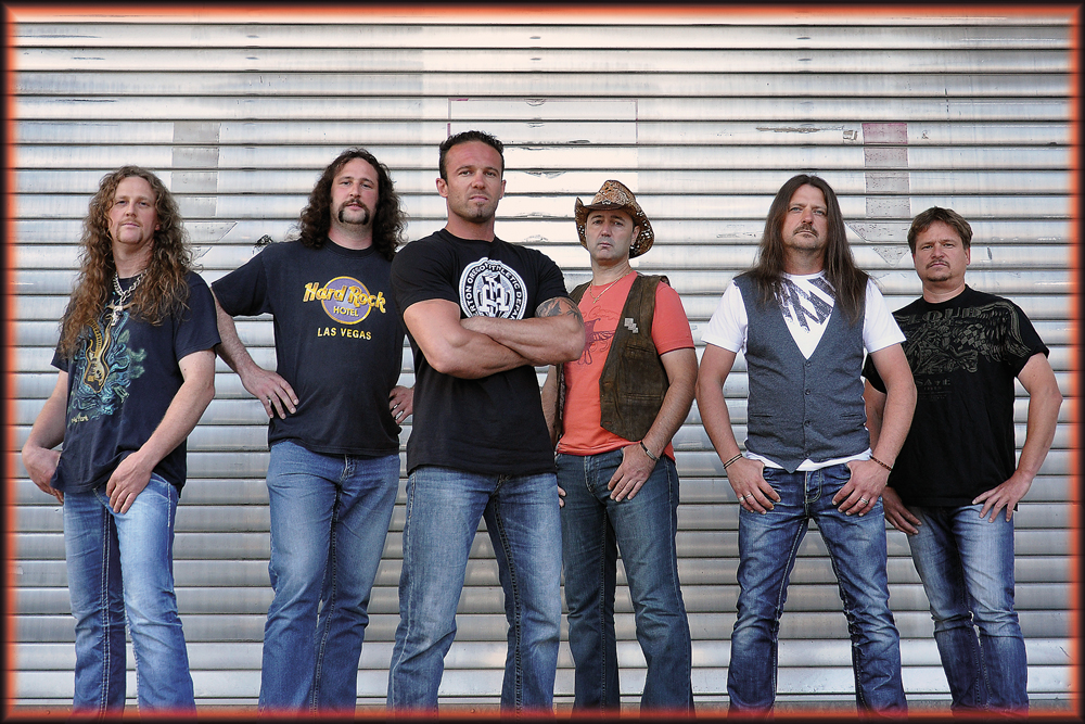 The Coverband Strongbow Gruppenfoto 1