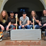 The Coverband Strongbow 2015 - Fotoshoot - 0010