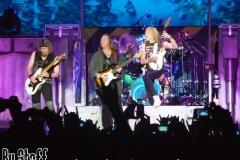 Iron Maiden - Konzertbesuch in Codroipo - 17.08.2010