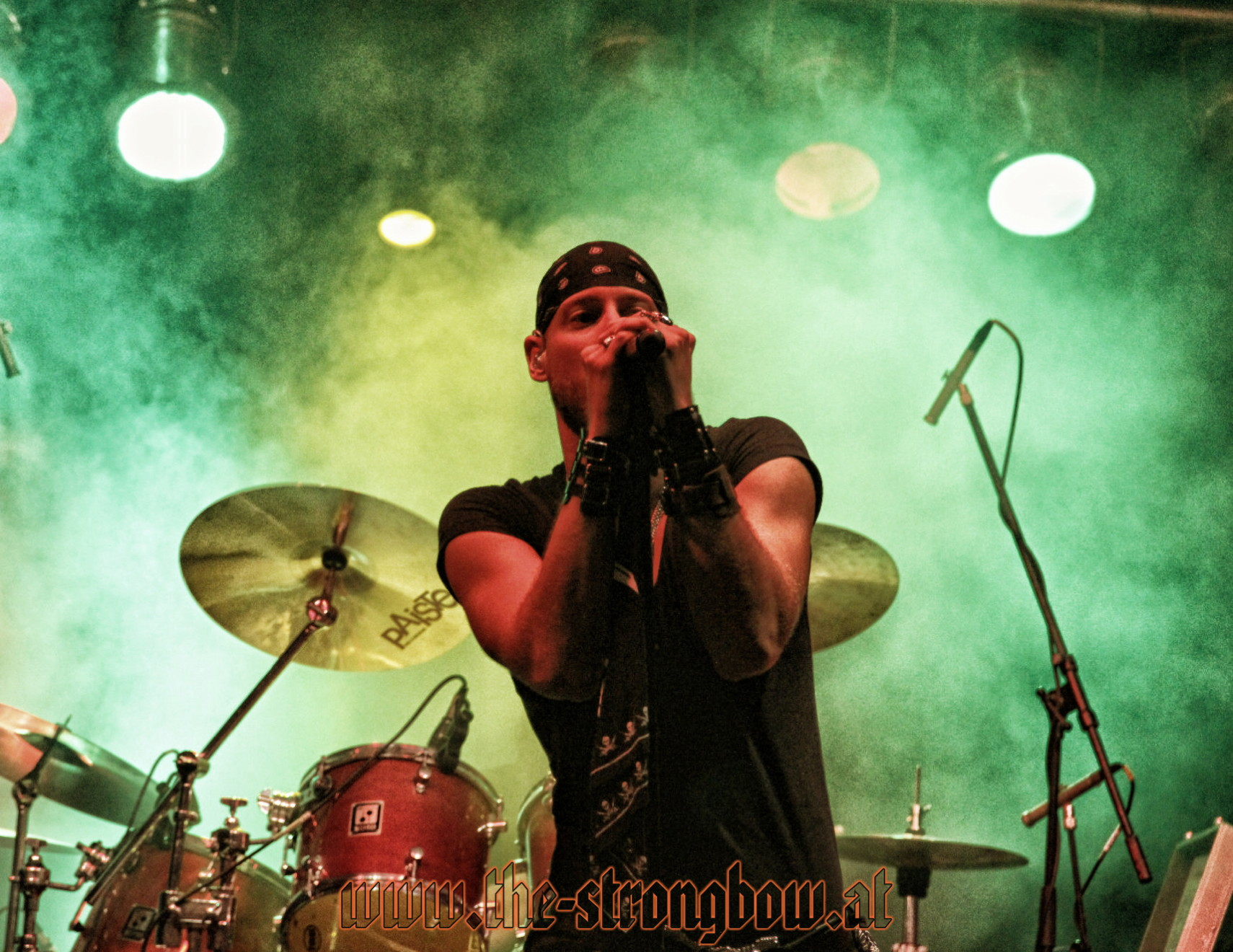 The Coverband Strongbow - Leo Moertl