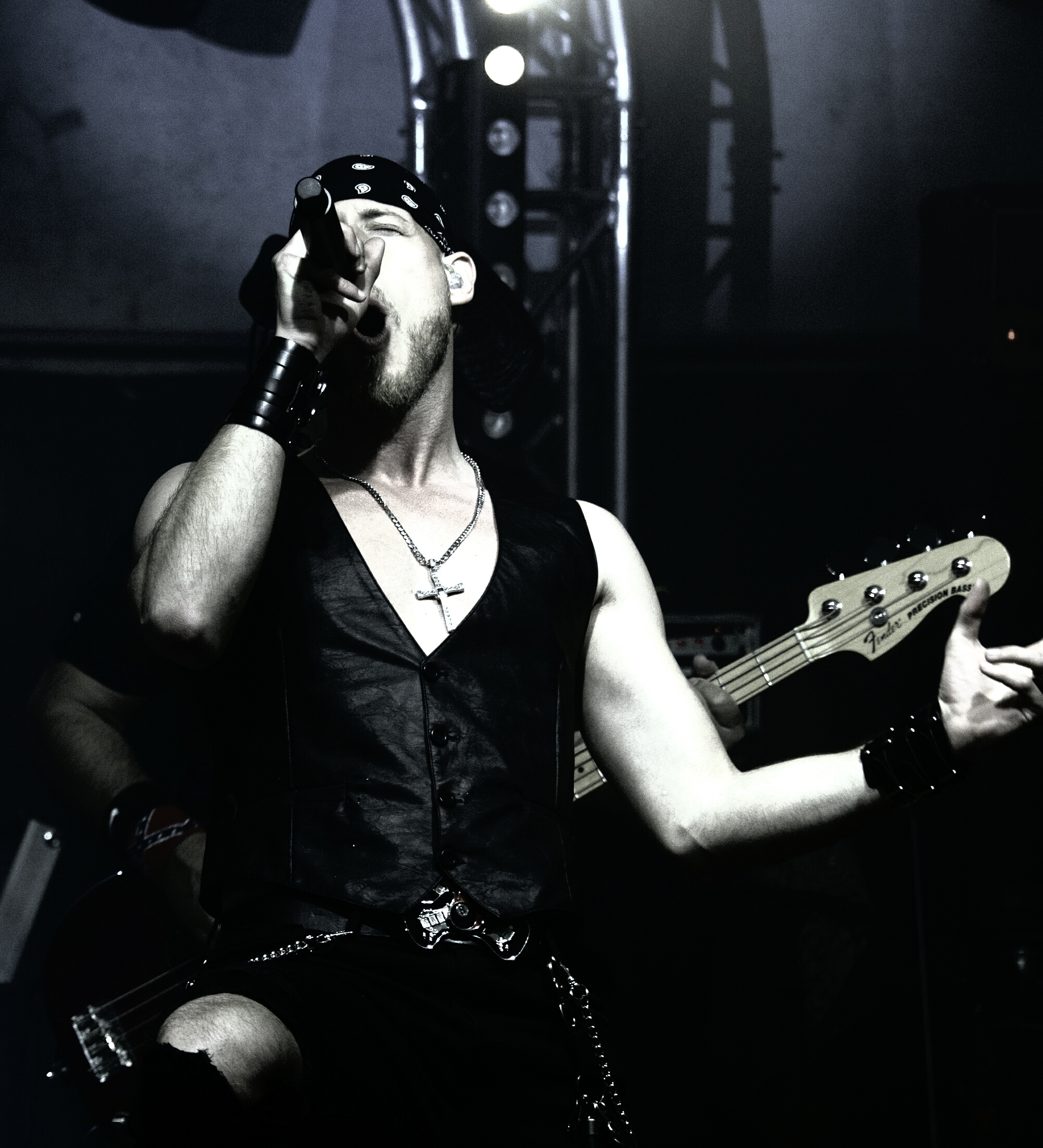 Leo Moertl - The Coverband Strongbow - Promopics - 0005