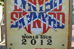 Lynyrd Skynyrd - Konzertbesuch in München - 05.06.2012