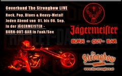 Jägermeister Burn Out Bar - 2014