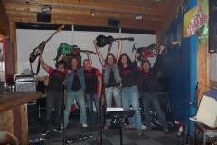 Tom´s Pub - Matrei - 7.12.2008 - Fotos von Stoff