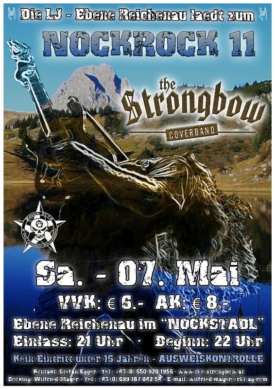 Nockrock 11 Plakat