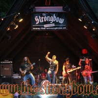 Rock am Camp 1 - 2015 mit der Coverband Strongbow