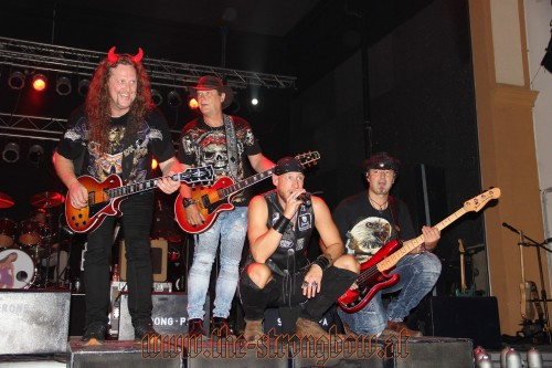 The Coverband Strongbow Camping Arneitz Harley Davidson Treffen