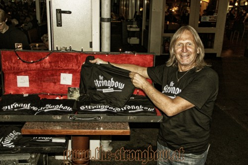 Joachim (Joe) Lunner - Merchandise -  The Coverband Strongbow